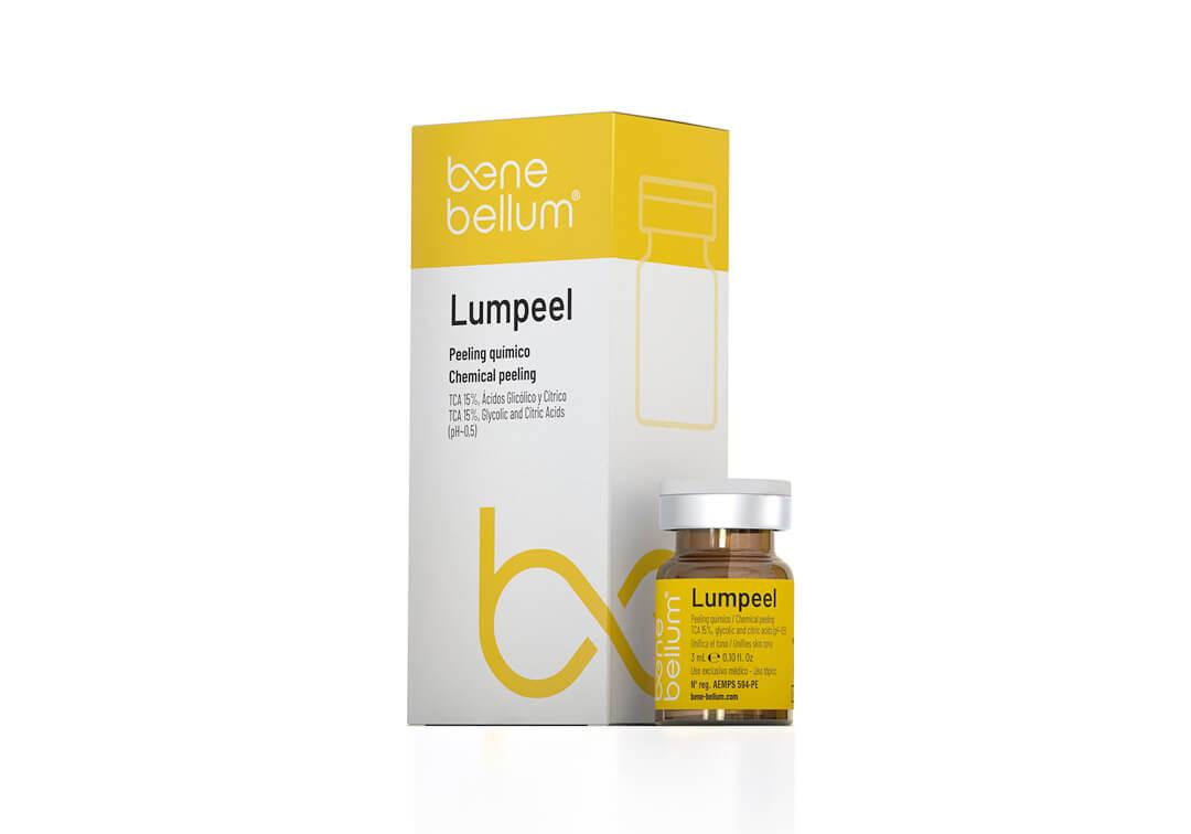 Peeling Benebellum skintech Lumpeel pack