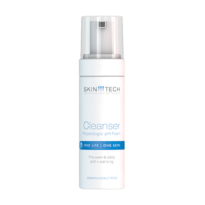 cleanser foamer Skin Tech distribuidor Sellaesthetic