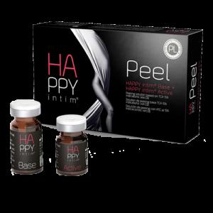 Happy Intim Peel skin tech distribuidor Sellaesthetic