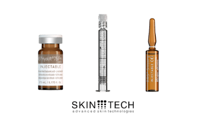 Inyectables Mesoterapia gama RRS de Skin Tech - Sellaestheticellaesthetic