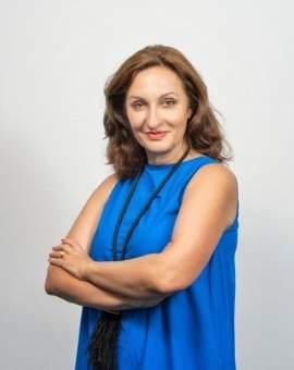 Dra Valentyna Taratunska - Formadora en Hilos Aptos