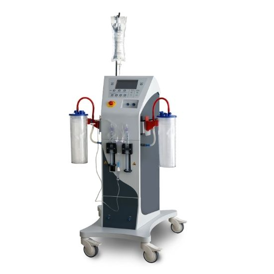 Sistema profesional para liposuccion Eva sp 6 - Distribuidor Sella Esthetic