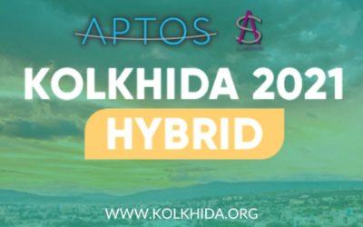 Congreso Aptos Kolkhida 2021 ¡Reserva la fecha! Del 2 al 4 de Julio